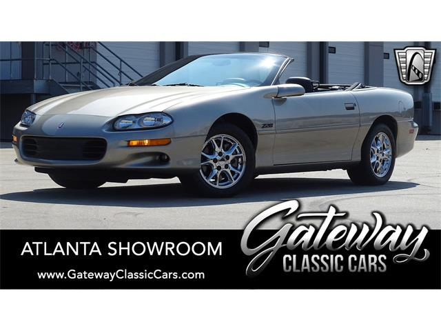 2002 Chevrolet Camaro (CC-1468726) for sale in O'Fallon, Illinois