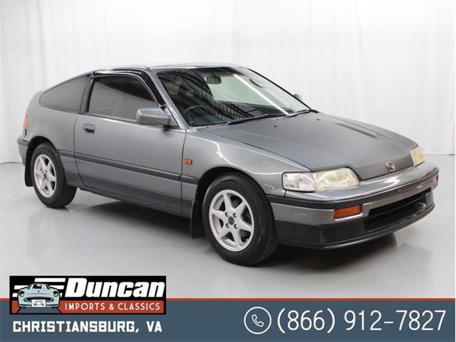 1987 Honda CRX (CC-1468727) for sale in Christiansburg, Virginia