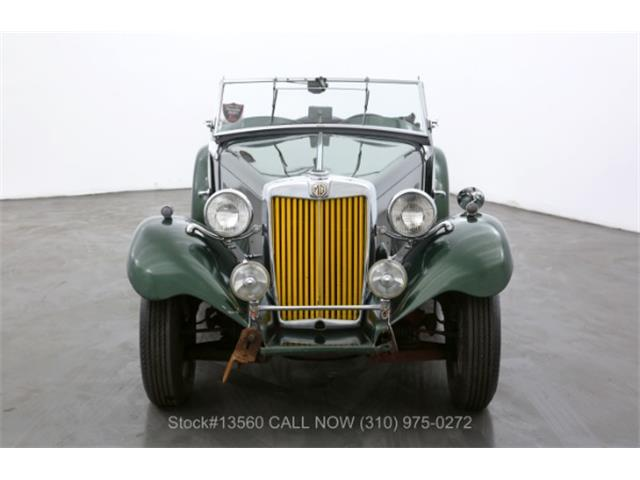 1953 MG TD (CC-1468743) for sale in Beverly Hills, California