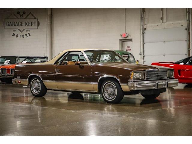 1979 Chevrolet El Camino (CC-1468750) for sale in Grand Rapids, Michigan