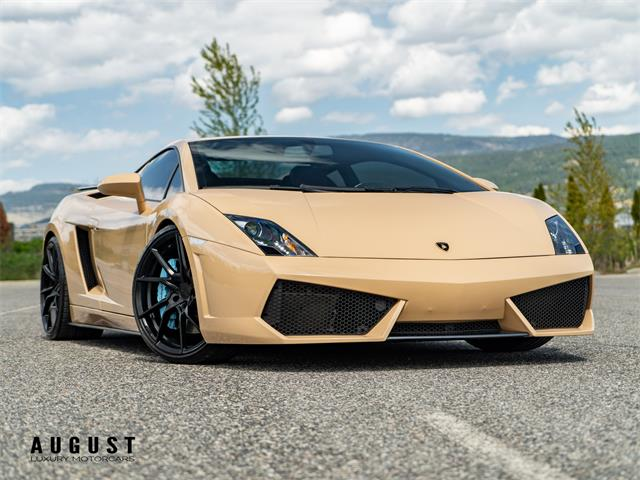 2009 Lamborghini Gallardo (CC-1468755) for sale in Kelowna, British Columbia