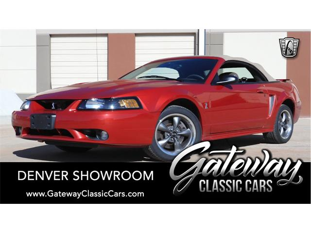 2001 Ford Mustang (CC-1468758) for sale in O'Fallon, Illinois