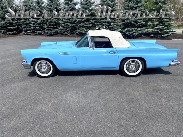 1957 Ford Thunderbird (CC-1468762) for sale in North Andover, Massachusetts