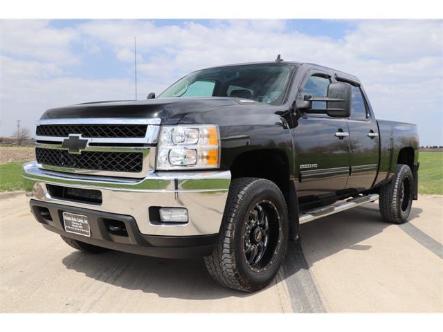 2011 Chevrolet Silverado (CC-1468764) for sale in Clarence, Iowa