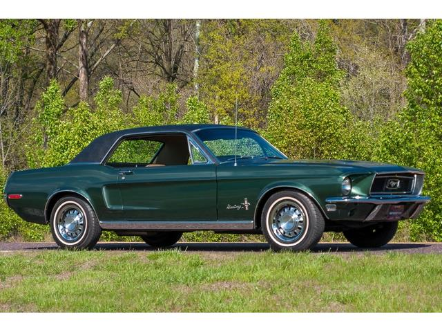 1968 Ford Mustang (CC-1468768) for sale in St. Louis, Missouri