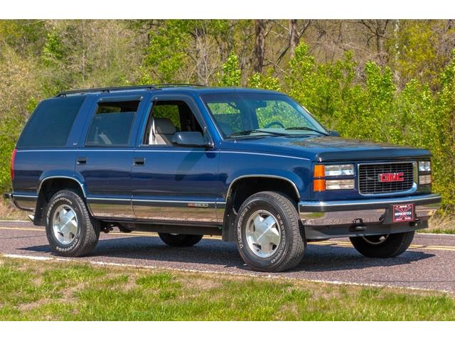 1995 GMC Yukon (CC-1468772) for sale in St. Louis, Missouri