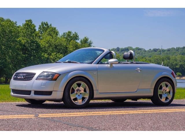 2001 Audi TT (CC-1468773) for sale in St. Louis, Missouri