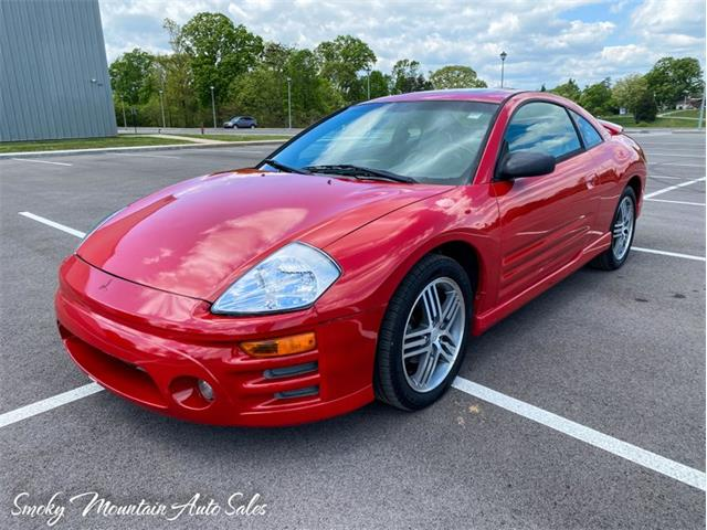 2003 Mitsubishi Eclipse (CC-1468780) for sale in Lenoir City, Tennessee