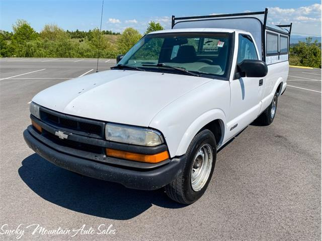 1999 Chevrolet S10 (CC-1468786) for sale in Lenoir City, Tennessee