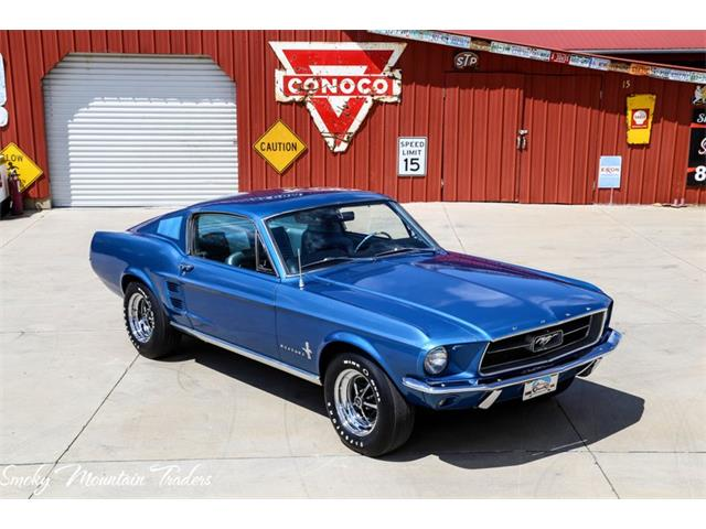1967 Ford Mustang (CC-1468787) for sale in Lenoir City, Tennessee