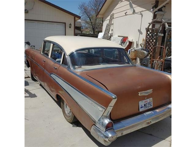 1957 Chevrolet Bel Air (CC-1468801) for sale in Cadillac, Michigan