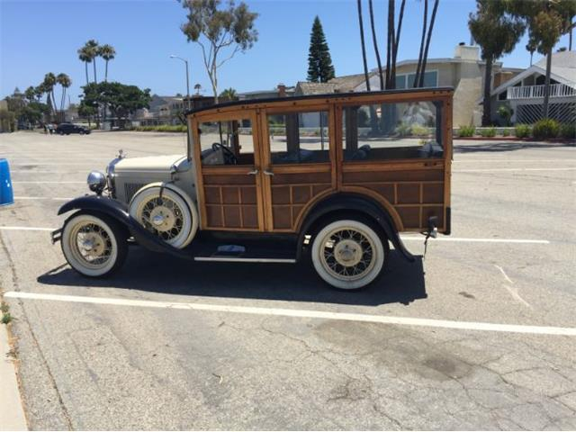 1931 Ford Model A (CC-1468802) for sale in Cadillac, Michigan