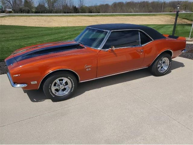 1968 Chevrolet Camaro (CC-1468806) for sale in Cadillac, Michigan