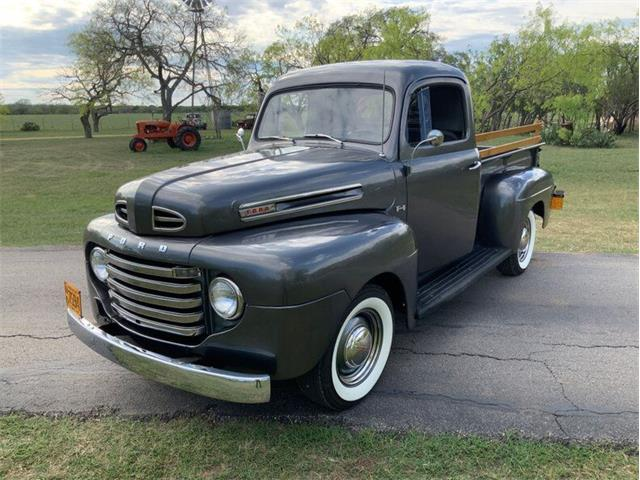 1949 Ford F1 (CC-1468807) for sale in Fredericksburg, Texas
