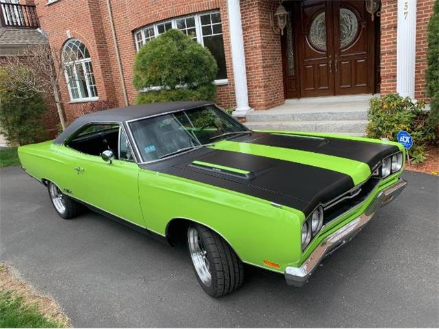 1969 Plymouth GTX (CC-1468808) for sale in Cadillac, Michigan