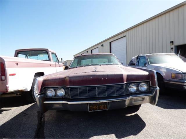 1967 Lincoln Continental (CC-1468810) for sale in Cadillac, Michigan