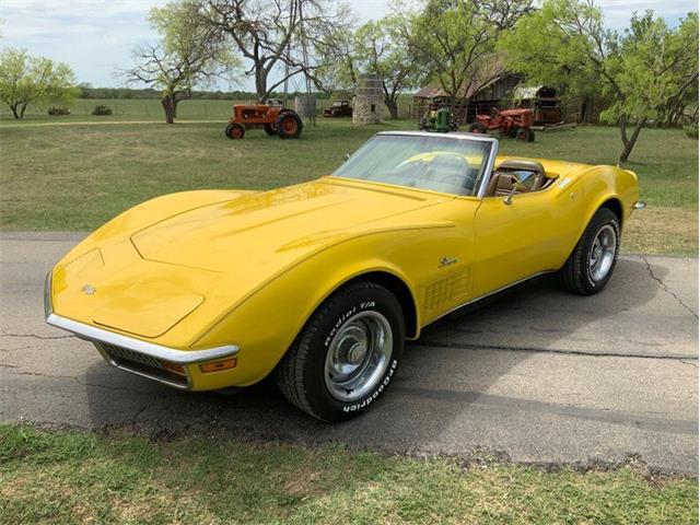 1972 Chevrolet Corvette (CC-1468813) for sale in Fredericksburg, Texas