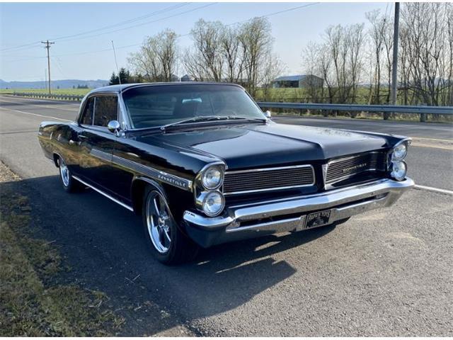 1963 Pontiac Bonneville (CC-1468815) for sale in Cadillac, Michigan
