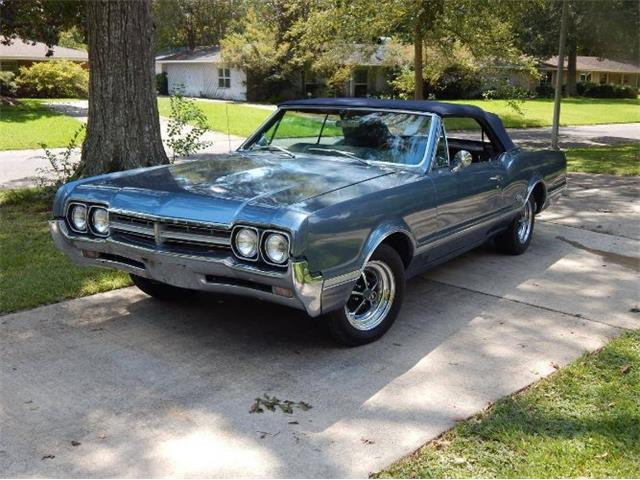 1966 Oldsmobile Cutlass (CC-1468816) for sale in Cadillac, Michigan