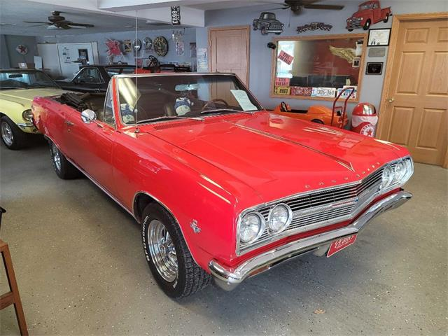 1965 Chevrolet Chevelle (CC-1460882) for sale in Spirit Lake, Iowa