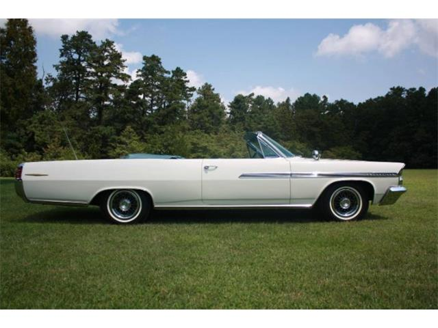 1963 Pontiac Bonneville (CC-1468820) for sale in Cadillac, Michigan