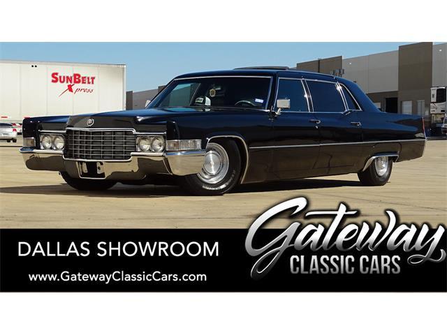 1969 Cadillac Fleetwood (CC-1468822) for sale in O'Fallon, Illinois