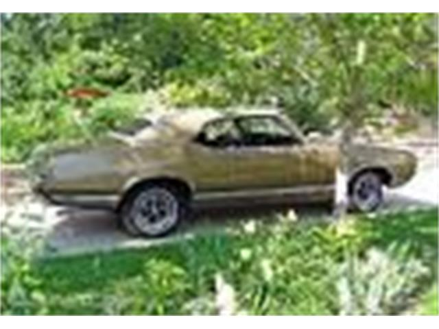 1970 Oldsmobile Cutlass (CC-1468824) for sale in Cadillac, Michigan