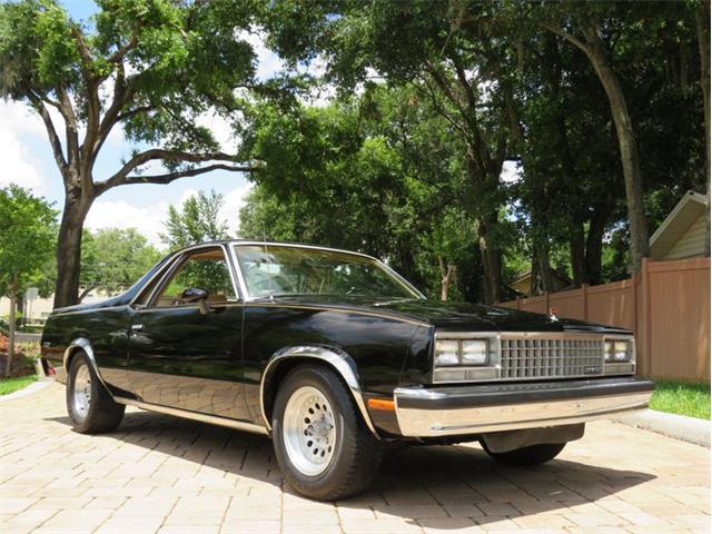 1982 Chevrolet El Camino (CC-1468825) for sale in Lakeland, Florida