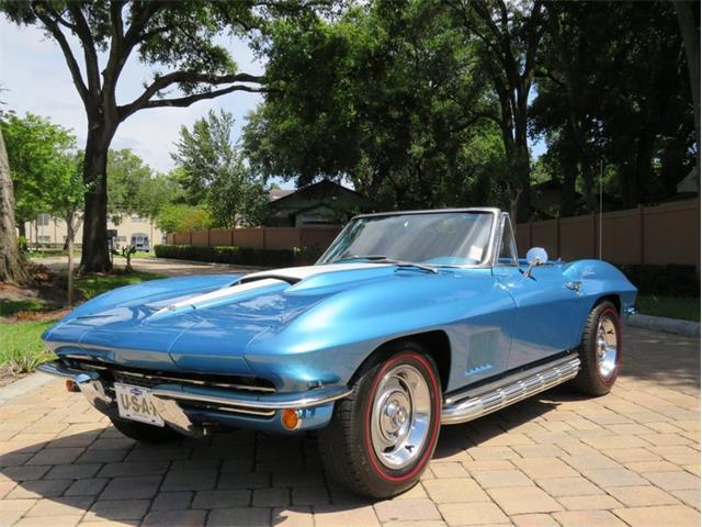 1967 Chevrolet Corvette (CC-1468826) for sale in Lakeland, Florida