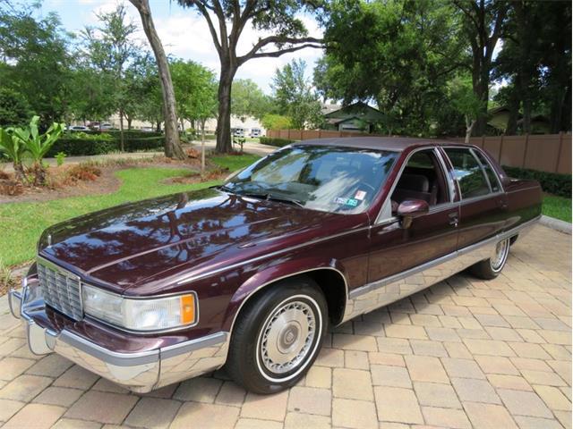 1994 Cadillac Fleetwood (CC-1468828) for sale in Lakeland, Florida