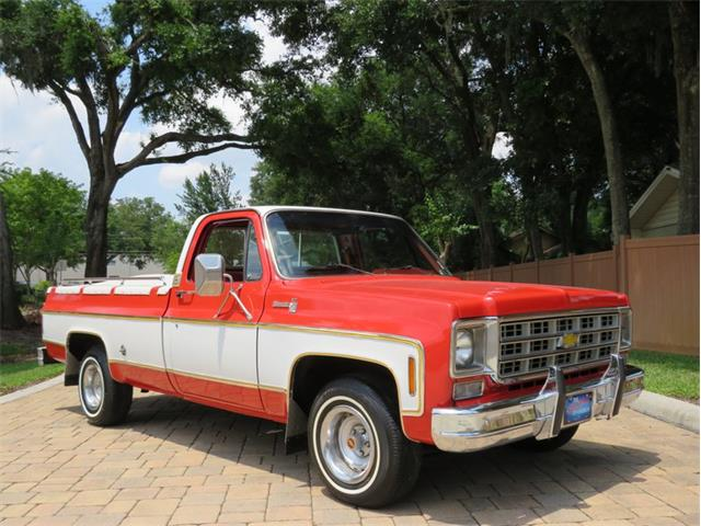 1977 Chevrolet Silverado (CC-1468832) for sale in Lakeland, Florida
