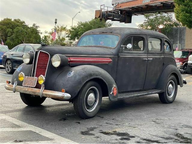 1937 Dodge Sedan (CC-1468837) for sale in Cadillac, Michigan