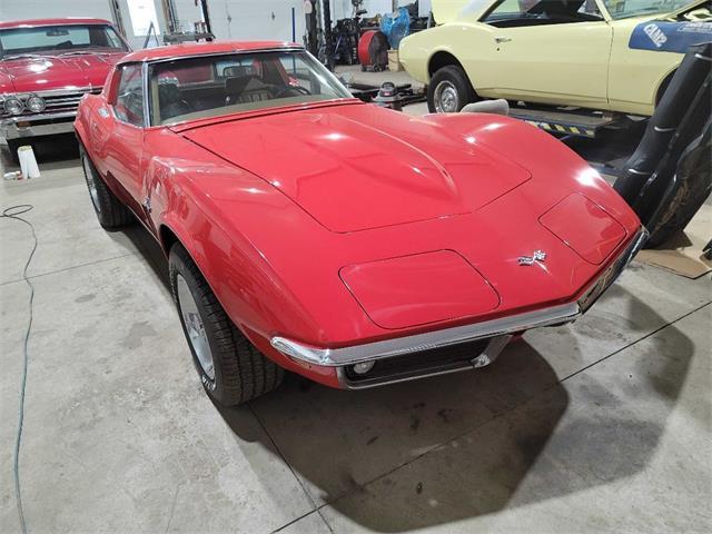 1969 Chevrolet Corvette (CC-1460884) for sale in Spirit Lake, Iowa