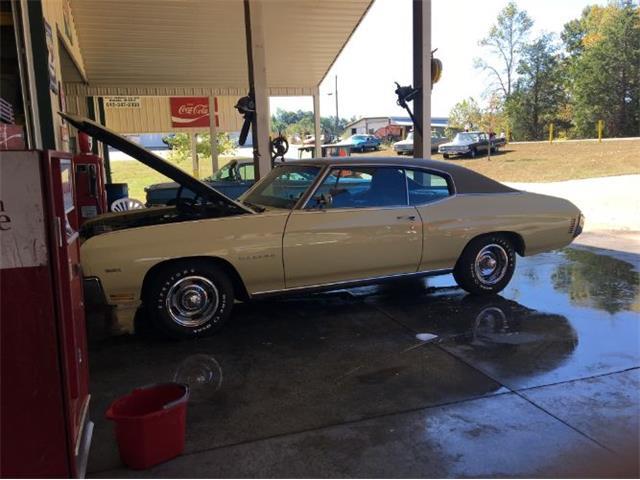1970 Chevrolet Malibu (CC-1468844) for sale in Cadillac, Michigan