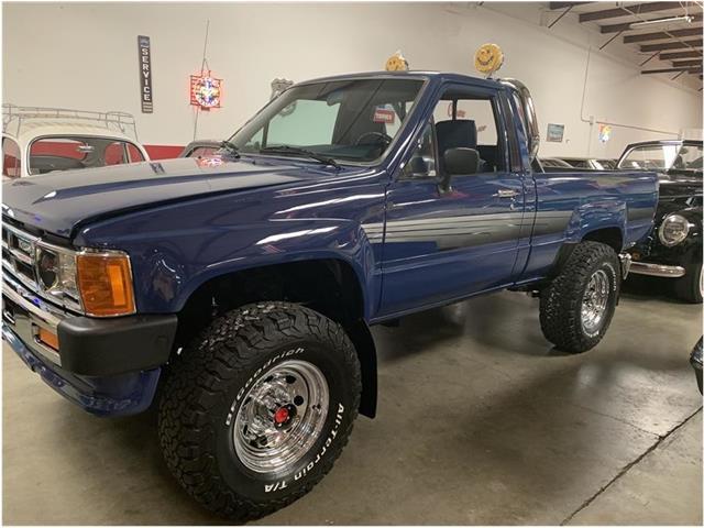 1988 Toyota Pickup (CC-1460885) for sale in Roseville, California