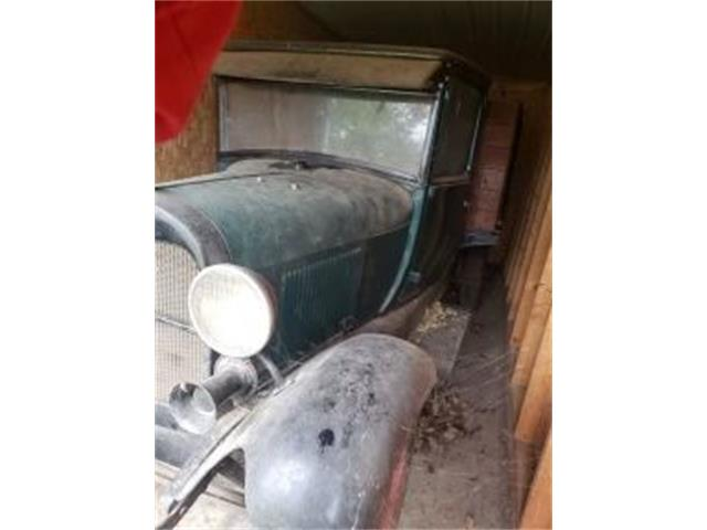 1929 Ford Model AA (CC-1468854) for sale in Cadillac, Michigan