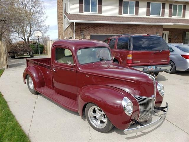 1940 Ford F100 (CC-1468857) for sale in Cadillac, Michigan
