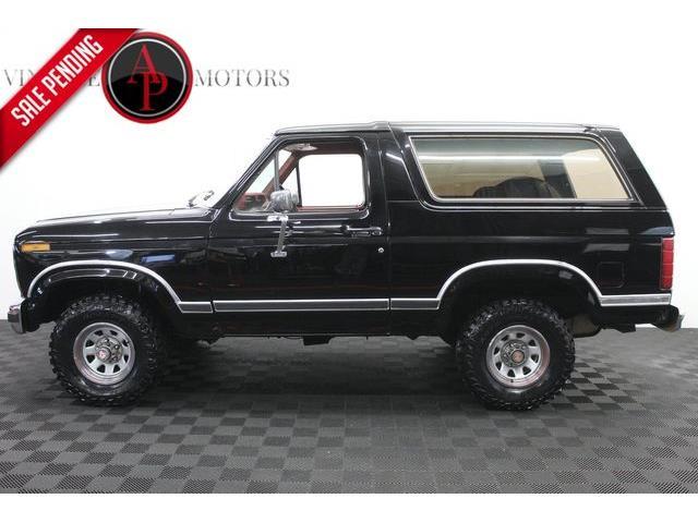 1986 Ford Bronco (CC-1468860) for sale in Statesville, North Carolina
