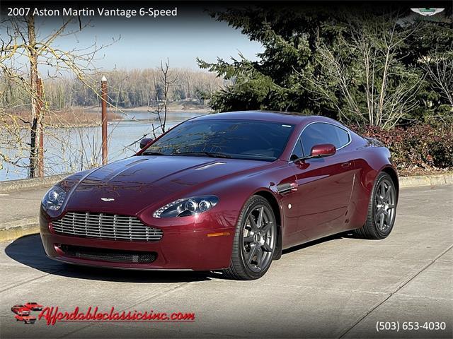 2007 Aston Martin Vantage (CC-1468868) for sale in Gladstone, Oregon