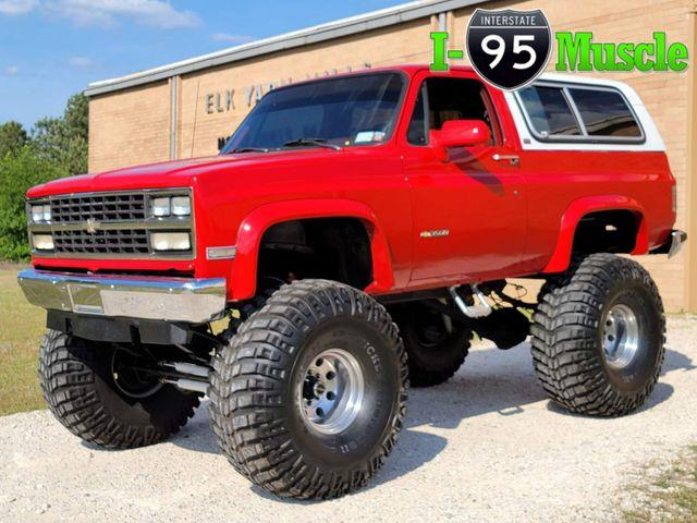 1991 Chevrolet Blazer (CC-1468873) for sale in Hope Mills, North Carolina