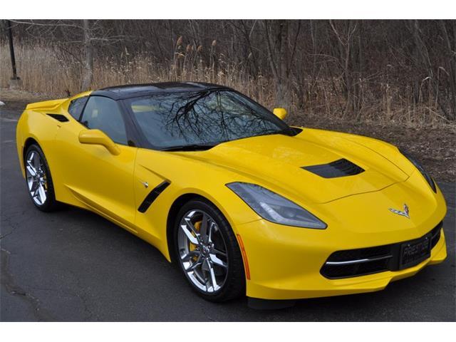 2014 Chevrolet Corvette (CC-1468880) for sale in Clifton Park, New York