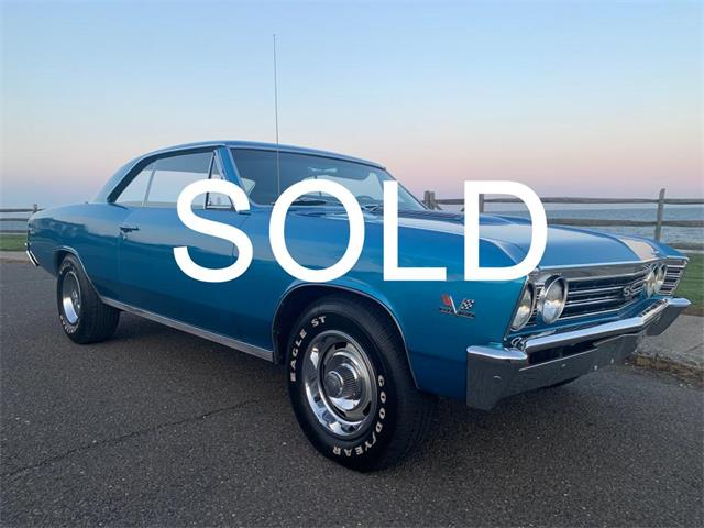 1967 Chevrolet Chevelle (CC-1468888) for sale in Milford City, Connecticut