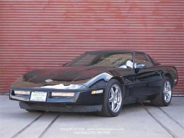 1990 Chevrolet Corvette ZR1 (CC-1468892) for sale in Reno, Nevada