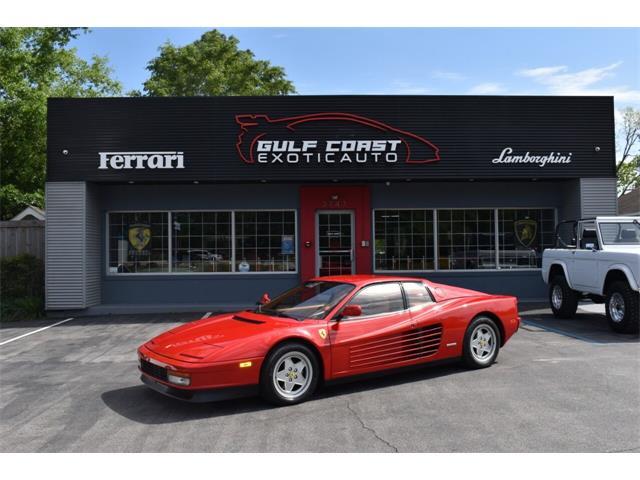 1991 Ferrari Testarossa (CC-1468898) for sale in Biloxi, Mississippi