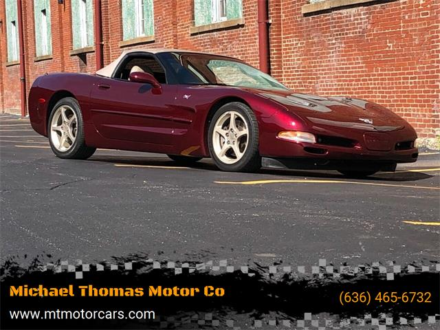 2003 Chevrolet Corvette (CC-1468907) for sale in Saint Charles, Missouri