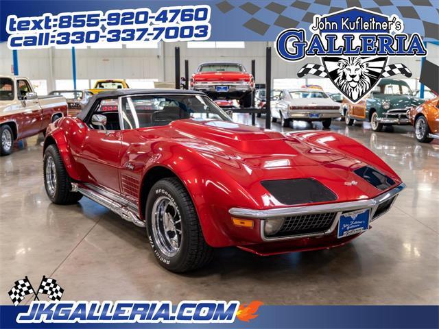 1971 Chevrolet Corvette (CC-1468908) for sale in Salem, Ohio