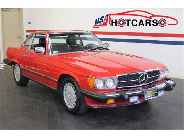 1988 Mercedes-Benz 560 (CC-1468926) for sale in San Ramon, California