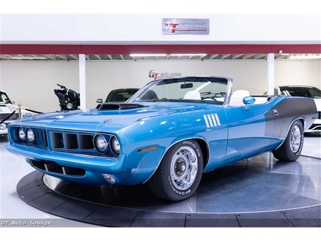 1971 Plymouth Barracuda (CC-1468927) for sale in Rancho Cordova, California