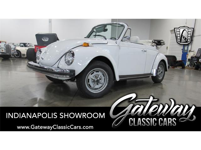 1979 Volkswagen Super Beetle (CC-1468937) for sale in O'Fallon, Illinois