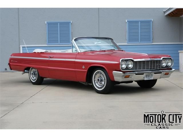 1964 Chevrolet Impala (CC-1468945) for sale in Vero Beach, Florida
